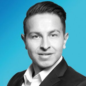 Iwan Artemjew ist Talent Recruiting Manager bei Select