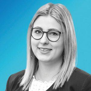 Alisa Lackner ist Junior Consultant HR-Services