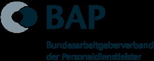 Logo vom Bundesverband der Personaldienstleister