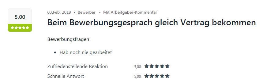 Fünf Sterne-Bewertung für Select in Sinsheim
