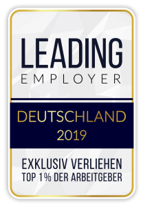 Siegel Leading Employer 2019