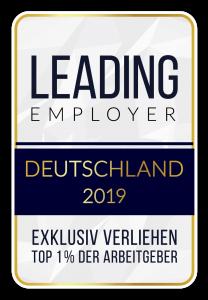 Siegel Leading Employer 2019