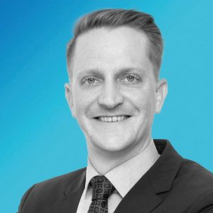 Daniel Covic ist Account Manager bei Select