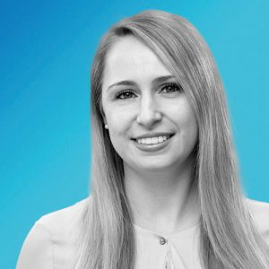 Janika Bohland ist Junior Talent Recruiting Manager