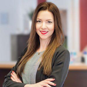 Katja Wichmann ist Ansprechpartnerin für Personalvermittlung und Zeitarbeit in Sulzfeld