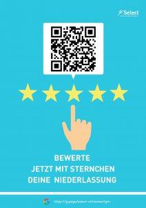 Google My Business Bewertung für Sinsheim