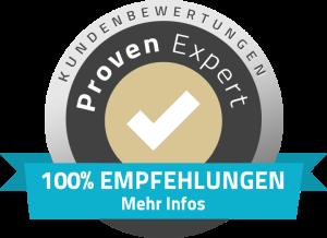 Kundenbewertungen von Select auf Proven Expert