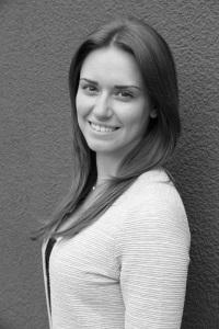 Jasmin Süß als ehemalige Auszubildende bei Select