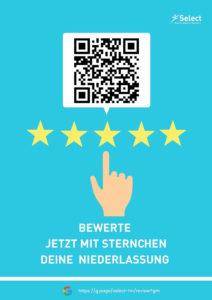 Select im Bereich Personalvermittlung in Heilbronn bewerten