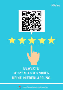 Select im Bereich Personalvermittlung in Mosbach bewerten