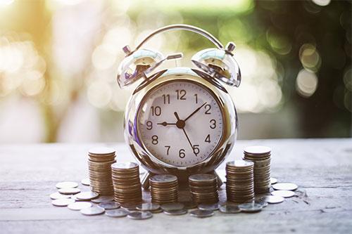 Bewerber sparen mit Select Zeit und Geld