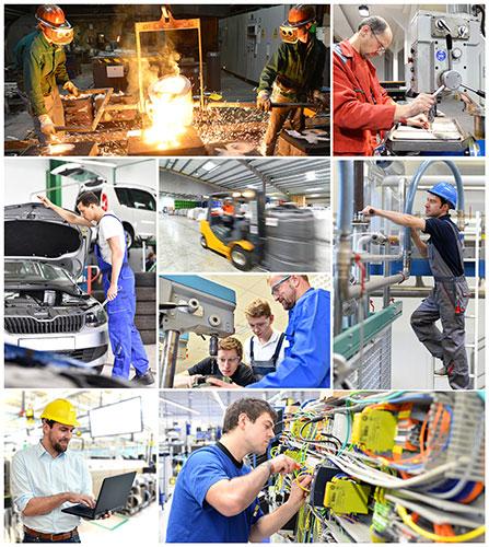 Mithilfe von Personalmarketing Facharbeiter finden