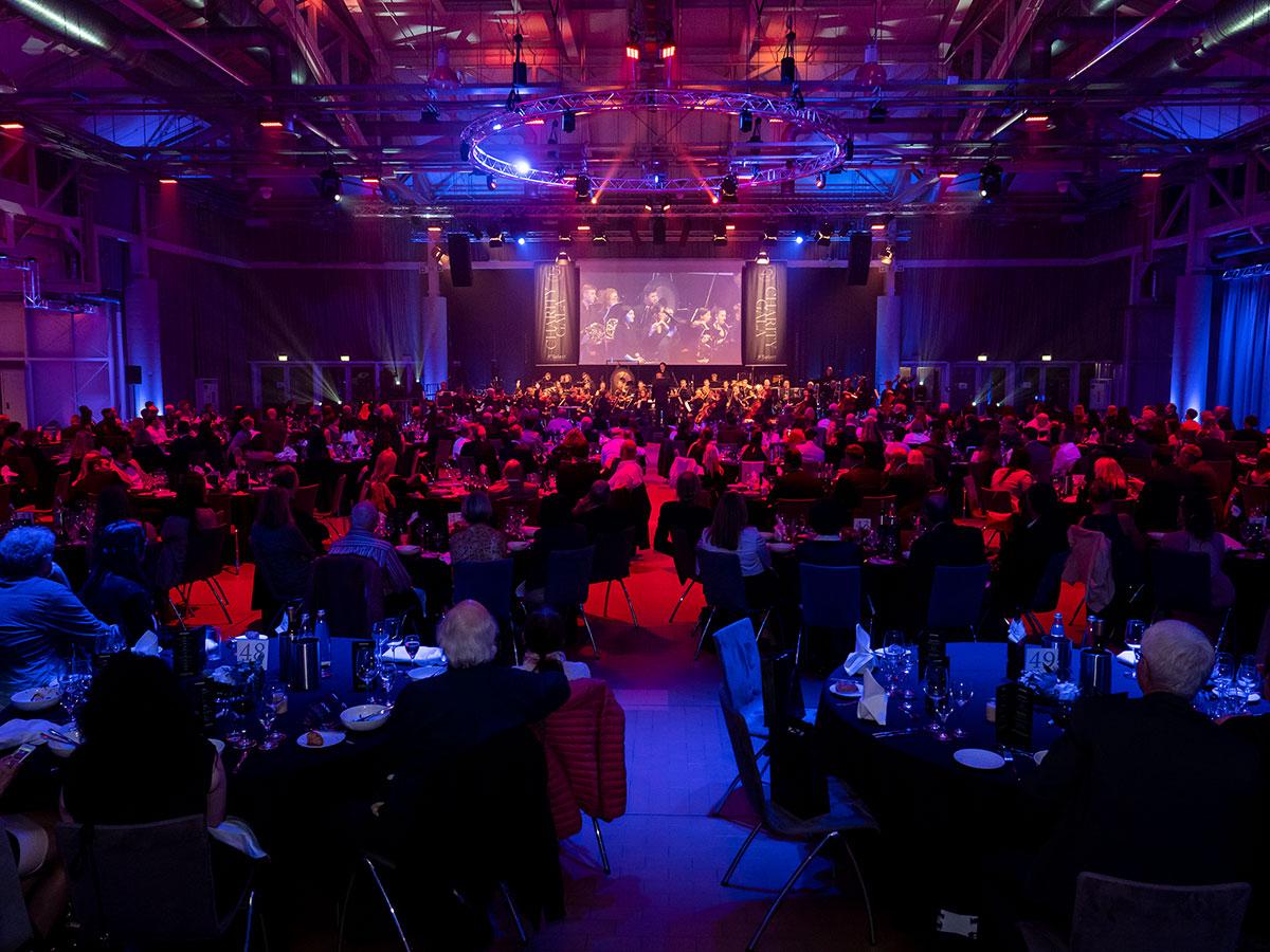 Die große Charity Gala der Select GmbH in Karlsruhe