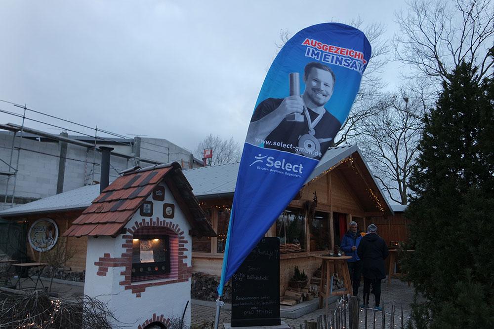 Tannenbaum von Select in Baden-Baden