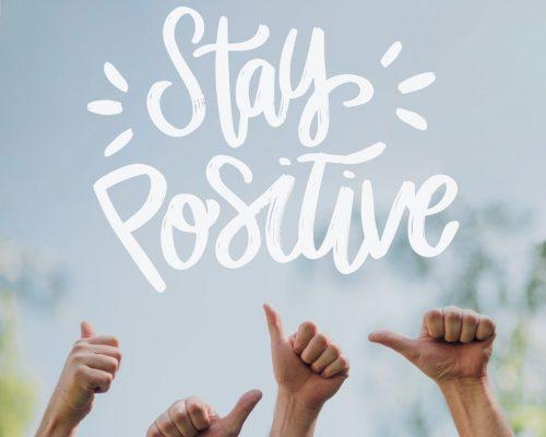 Stay Positive im Azubi-Alltag
