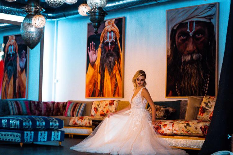 Hochzeit feiern im SpiceMarket