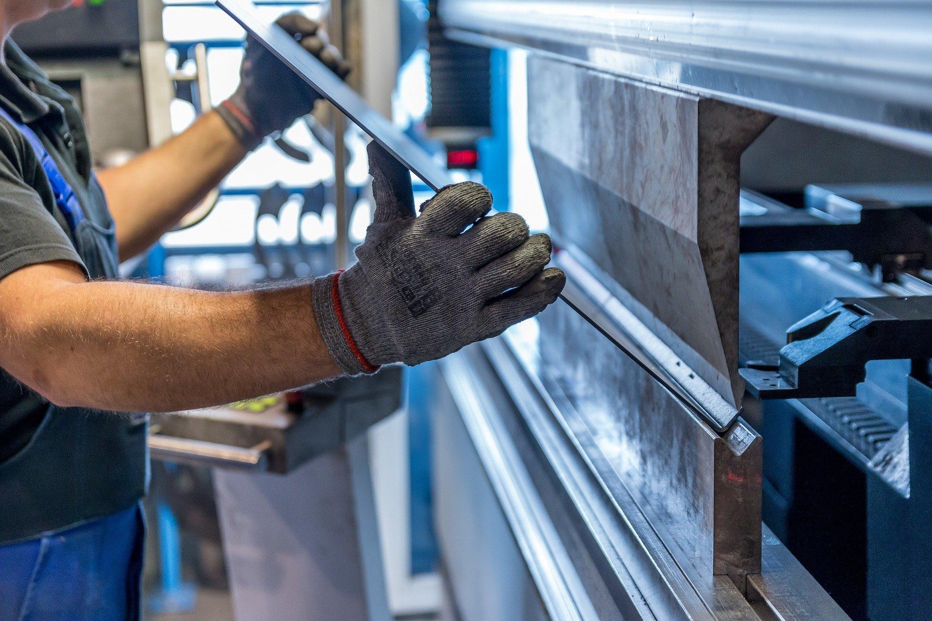 Montagearbeiter als Job ohne Ausbildung