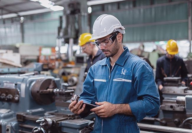 Alle Infos zum Beruf des Industriemechanikers