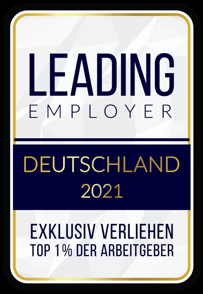 Leading Employer Siegel 2021