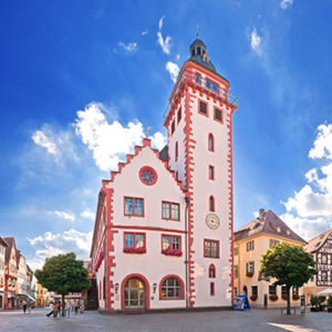 Select am Standort Mosbach