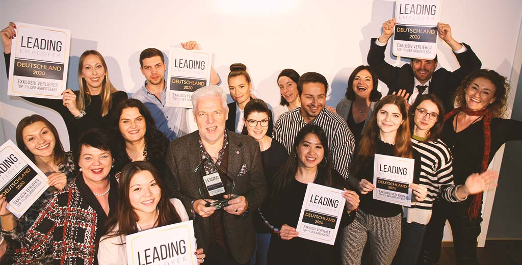 Select ist Leading Employer 2020