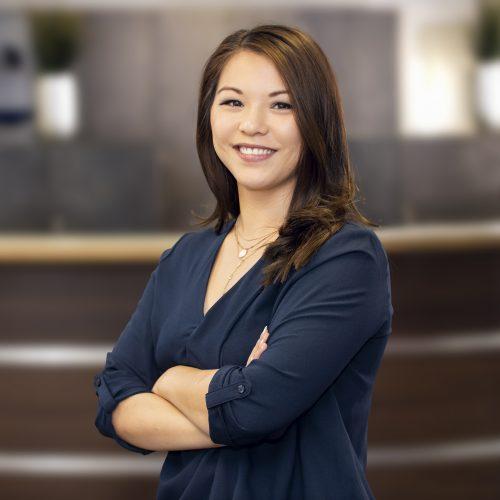 Alina Tratsch als Front Desk Manager bei Select Bruchsal