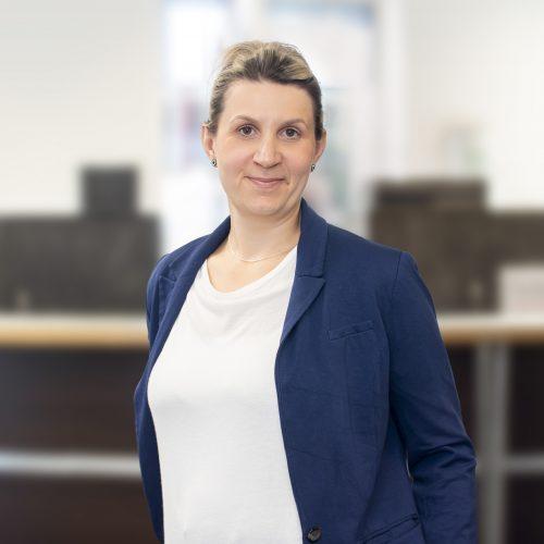 Jennifer Eisen bei Select Mosbach