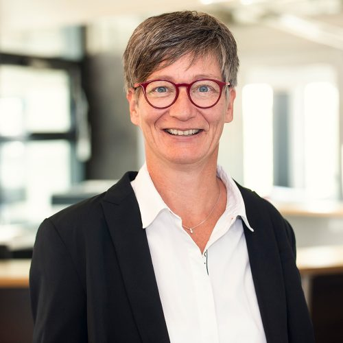 Senior Talent Recruiting Manager Sylke Mörmann bei Select Karlsruhe