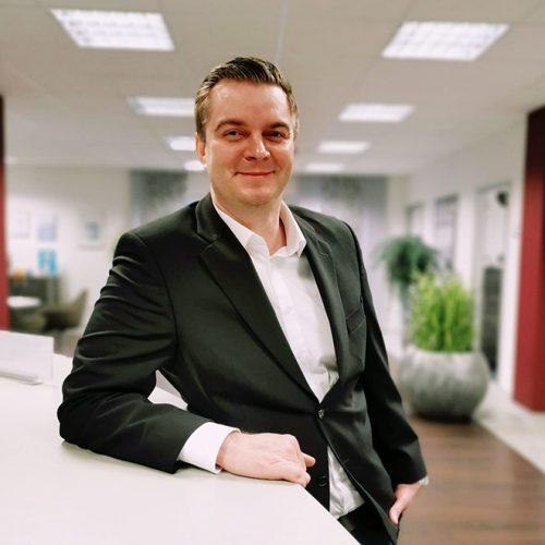 Manager Branch Office Alexander Bohr am Standort Bruchsal
