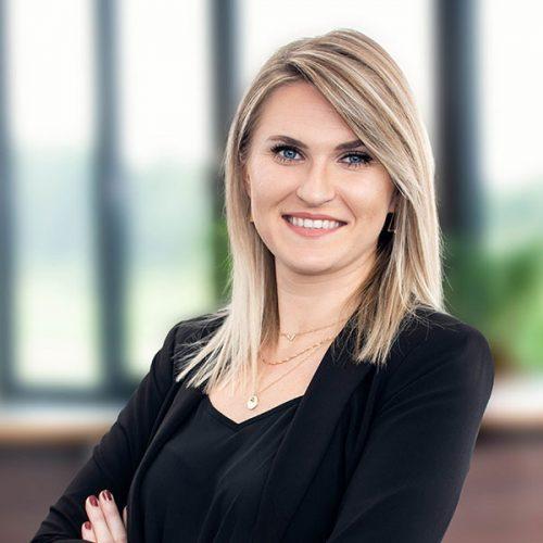 Front Desk Manager Liliya Pasichnyk am Standort Baden-Baden